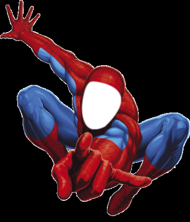 spiderman - FACEinHOLE